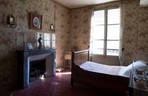 La chambre de Marcel Proust, Musée Carnavalet, Paris