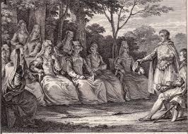 troubadours XVIII
